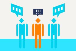 個人投資家同士でコミュニケーション