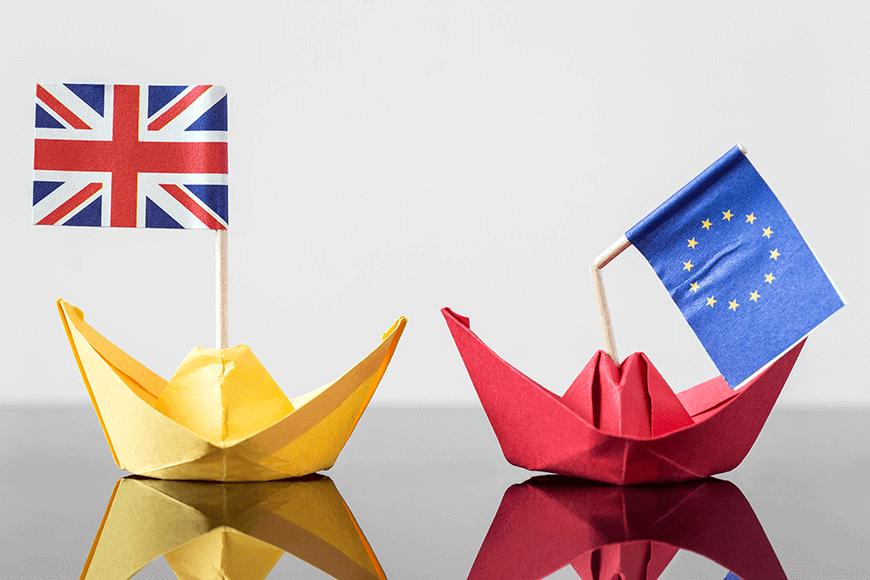 イギリスは「ポンド」という独自通貨を持っている